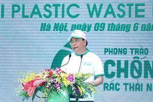 Thủ tướng Chính phủ Nguyễn Xuân Phúc phát động phong trào chống rác thải nhựa trên toàn quốc