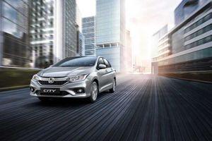 Honda City bổ sung trang bị, giá bán không đổi