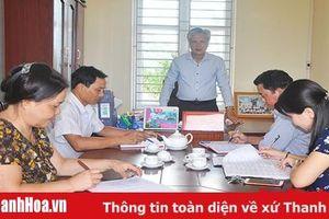 Đảng bộ huyện Hậu Lộc quan tâm phát triển đảng viên nữ