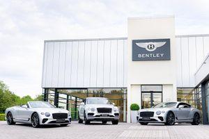 Bentley ra mắt bộ 3 phiên bản Silver Sisters với màu sơn độc quyền