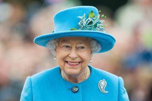 Tin ảnh: Sinh nhật 'Hoành tráng' của nữ hoàng Anh Elizabeth II