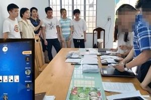 Nhóm đối tượng người nước ngoài vào Việt Nam tổ chức đánh bạc xuyên biên giới