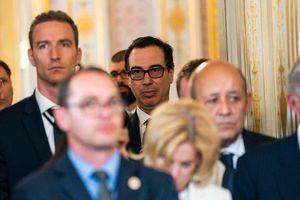 Các Bộ trưởng Tài chính G20 tập trung thảo luận về bất đồng thương mại