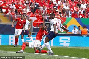 Thắng Thụy Sĩ bằng đá luân lưu, ĐT Anh xếp hạng ba Nations League