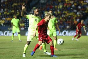 Clip: Công Phượng lo không được gọi đá vòng loại World Cup 2022