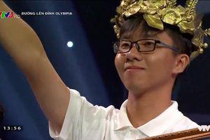 Nam sinh giữ ba kỷ lục Olympia giành vé vào chung kết năm