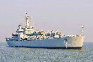 Hải quân Ấn Độ tăng cường sức mạnh để ứng phó với Trung Quốc?