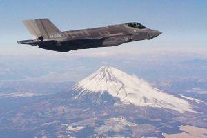 Hé lộ nguyên nhân tiêm kích tàng hình F-35A Nhật lao xuống biển