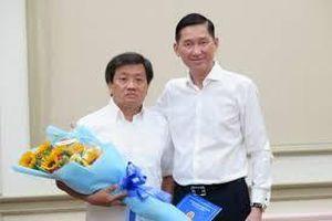 TP Hồ Chí Minh: Xem xét đơn xin từ chức của ông Đoàn Ngọc Hải