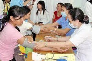 Tăng cường chăm sóc sức khỏe người dân