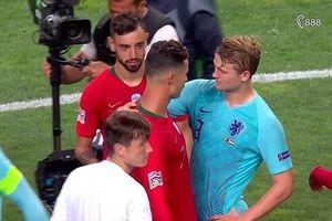 Vô địch Nations League, Ronaldo 'cầu xin' đối thủ
