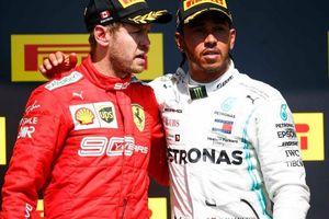 Vettel nổi điên sau khi Hamilton thắng chặng đua tại Canada