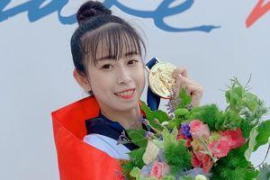 Châu Tuyết Vân cùng đồng đội giành HCV taekwondo Grand Prix Roma
