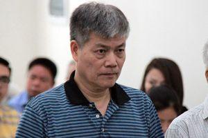 Cựu chủ tịch Vinashin khai gì khi hầu tòa vụ đại án Oceanbank?