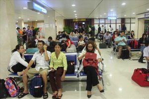 Sân bay Tân Sơn Nhất ngừng phát thanh thông tin để giảm tiếng ồn