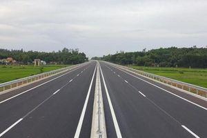 Cao tốc Bắc - Nam qua Nghệ An: Chi 2.000 tỷ GPMB, cắm 2.000 cọc mốc
