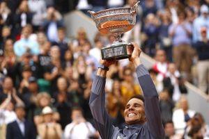 Vô địch Roland Garros, Nadal khẳng định vị thế 'Nhà vua'