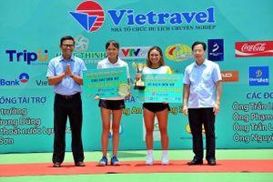 Đoàn TP Hồ Chí Minh giành trọn bốn danh hiệu vô địch