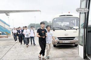 Trục xuất 35 người Trung Quốc tổ chức đánh bạc qua mạng trái phép tại Đà Nẵng