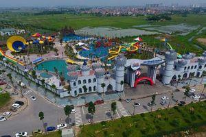Khám phá công viên nước mới toanh giải nhiệt mùa hè cho người dân Hà Nội