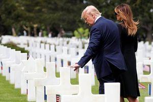 Ảnh ấn tượng trong tuần (2-9/6): Cuộc đổ bộ Normandy - 75 năm và những người còn lại