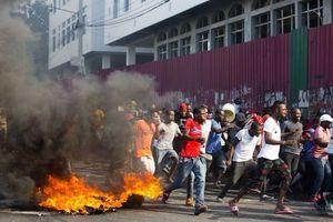 Haiti: Phe đối lập phát động biểu tình chống chính phủ, tổn thất lớn về người