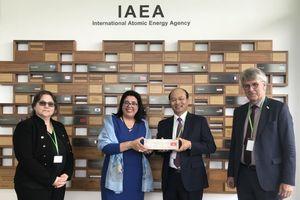 Việt Nam có nhiều đóng góp nổi bật cho trung tâm công nghệ cao của IAEA