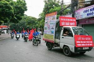 Hà Nội: Đẩy mạnh công tác phòng chống sốt xuất huyết đến toàn dân