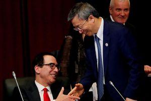 Căng thẳng thương mại Mỹ - Trung chưa dịu