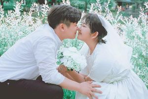 Con gái cố minh tinh Choi Jin Sil tự làm đám cưới ở tuổi 16