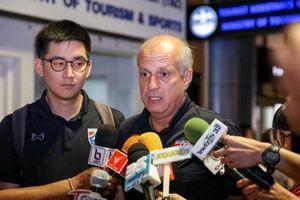 Thua Singapore, HLV U23 Thái Lan nổi trận lôi đình
