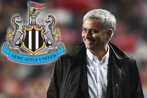Hé lộ bến đỗ mới của 'Người đặc biệt' Mourinho