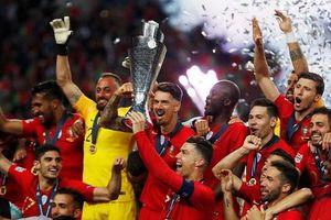 Đánh bại Hà Lan, Bồ Đào Nha vô địch UEFA Nations League!