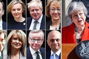 Cuộc đua vào vị trí Thủ tướng Anh bắt đầu nóng lên