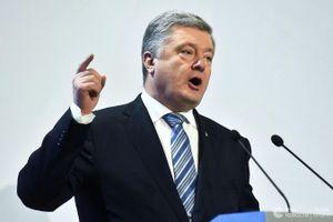 Cựu Tổng thống Poroshenko tuyên bố sẵn sàng trở thành Thủ tướng Ukraine
