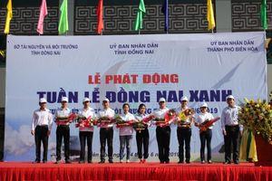 Vedan Việt Nam nhiều năm liền đồng hành cùng chương trình 'Tuần lễ Đồng Nai xanh'