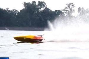 Nở rộ thú chơi tàu mô hình siêu tốc tại thủ đô Hà Nội