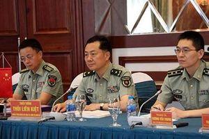 Quân đội Việt-Trung tăng cường hợp tác nghiên cứu khoa học
