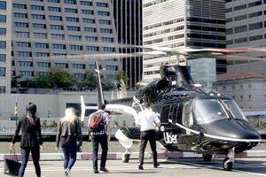 Uber thử nghiệm dịch vụ taxi trực thăng tại New York