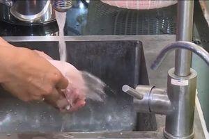 Nước sinh hoạt nhiễm amoni vượt ngưỡng tiềm ẩn nguy cơ gây ung thư