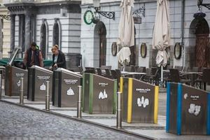 Thành phố đầu tiên châu Âu cam kết tái chế hoàn toàn rác thải