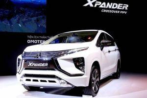 Mitsubishi Việt Nam sẽ trưng bày Xpander tại Auto Expo 2019