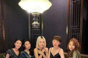 Những hội bạn thân toàn hotgirl, hotmom nổi tiếng chứng minh câu nói: Gái xinh thì phải đi cùng nhau!