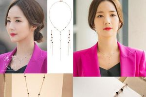 Dù phim mới bị ví như quả bom xịt thì thời trang công sở của Park Min Young vẫn làm chị em mê mệt