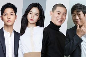 Song Joong Ki hóa thân thành chàng phi công nghèo trong bom tấn 'Lightning Ship' cùng Kim Tae Ri, Jin Seon Kyu và Yoo Hae Jin