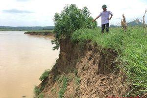 Cẩm Thủy (Thanh Hóa): Cần xem xét việc gia hạn cấp phép khai thác mỏ cát khi đang bị sạt lở