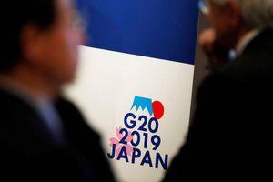 G-20: Căng thẳng thương mại, căng thẳng địa chính trị đáng báo động!