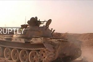 Diệt hàng trăm tay súng, quân đội Syria đánh tan tác cuộc tấn công của quân thánh chiến