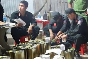 Nhiều doanh nghiệp ở TP.HCM tham gia đường dây xăng giả của Trịnh Sướng