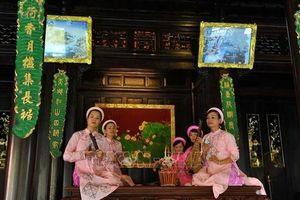 Liên hoan trình diễn các Di sản văn hóa phi vật thể đại diện của nhân loại tại Khánh Hòa